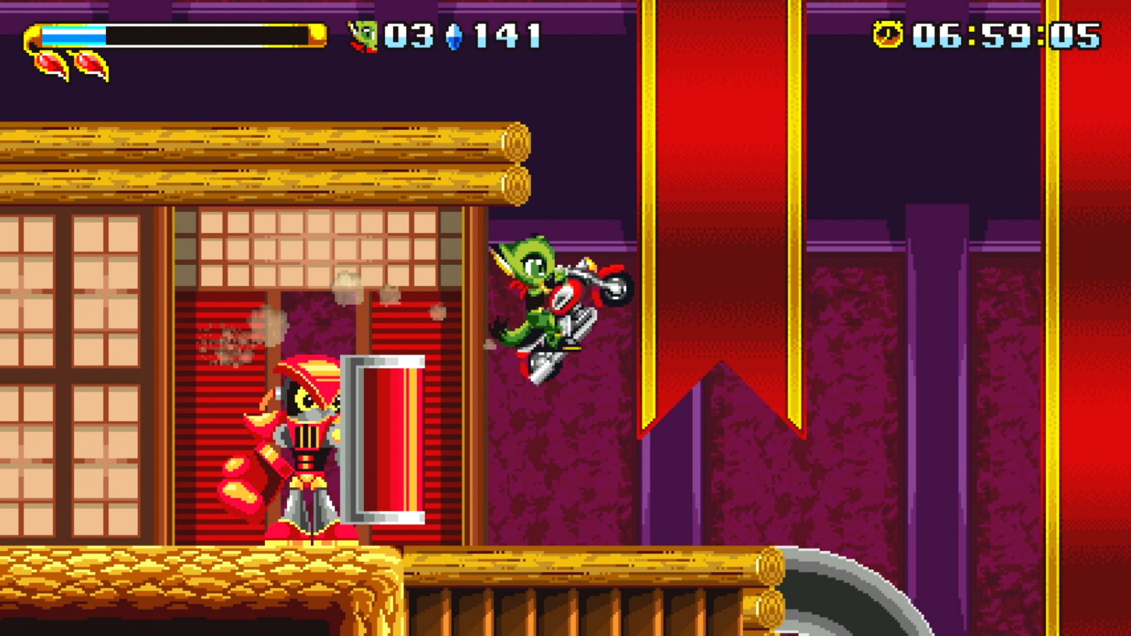 Freedom Planet - A Game by GalaxyTrail